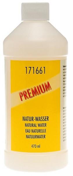 PREMIUM Natur-Wasser, 470 ml