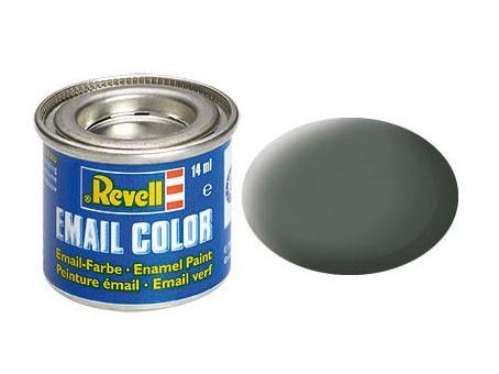 Revell Farbe Emaille olivgrau, matt 66