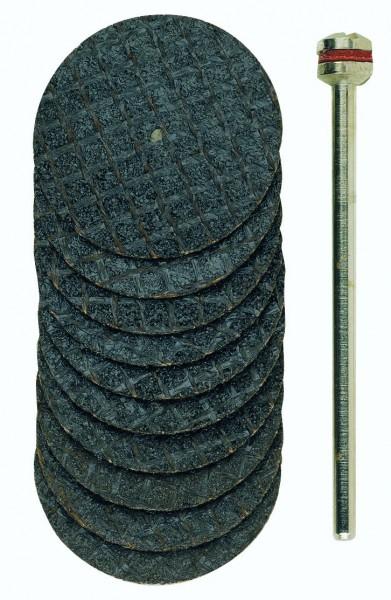 Trennscheibe mit Gewebe, 22 mm, 50 Stück