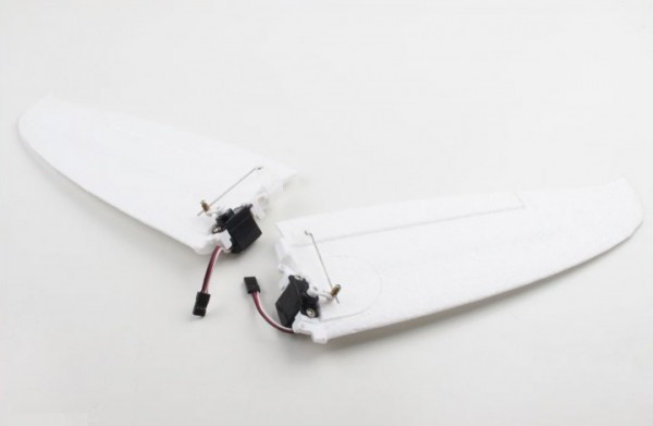 V-Tail#Wow...! Incl. Servos
