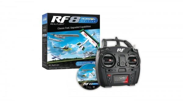 RF8 Horizon Edition mit Interlink-X Controller