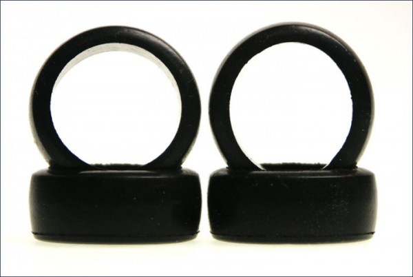 Mini-Z Reifen Slick 8,5mm 30 Shore 4-Stück