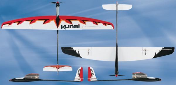 Great Planes Kunai Elektrosegler Rx-R