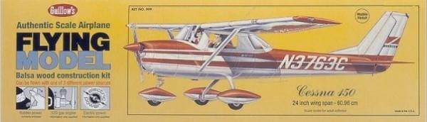 Cessna 150 Balsabausatz