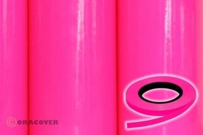 Oraline fluor.Neon-Pink 4 mm x 15 m