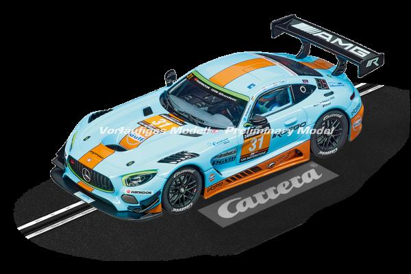 "Mercedes-AMG GT3 ""Rofgo Racing, No.31"", Silverston"