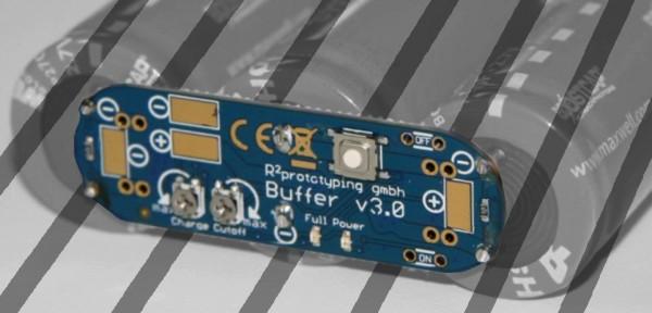 Platine für RC-Puffer V3.0