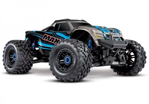MAXX 1:10 RTR TSM SR VXL-4S Blau