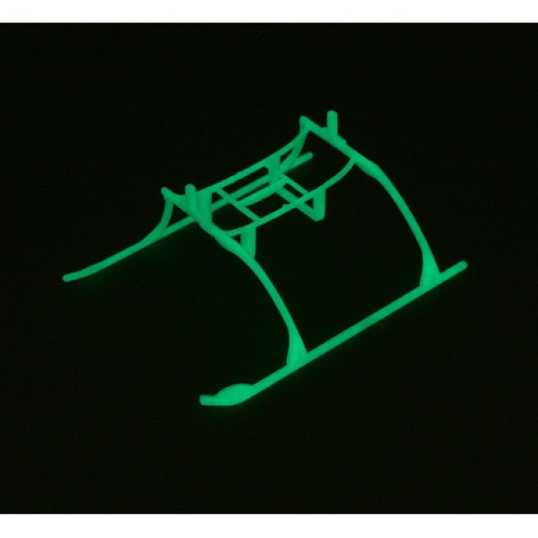 Blade Kufengestell Leuchteffekt: mCX
