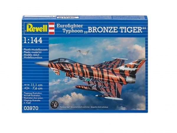 "Eurofighter ""Bronze Tiger"""