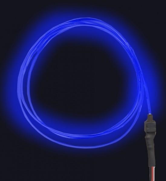 Light-Pipe 0,2 x 100 cm blau flexibel, kürzbar