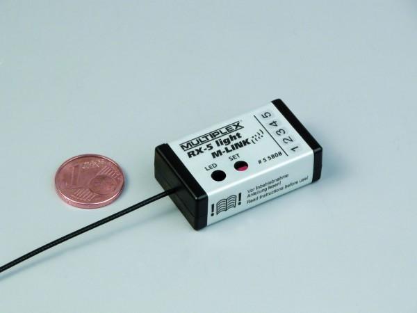 Empfänger RX-5 light M-Link, Multiplex