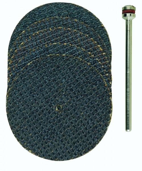 Gewebetrennscheibe, 38 mm, 5 Stück + 1 Träger