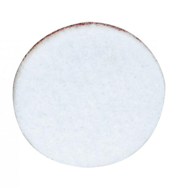 Polierfilzscheibe mittelhart Ø 50 mm, 2 St. WP/E