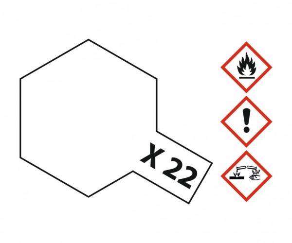 X-22 Klarlack glänzend 23 ml