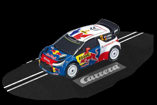 """Citroën DS3 WRC """"Citroën WRT, St.Lefebvre"""""""