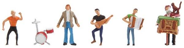 Kleine Band/Straßenmusiker