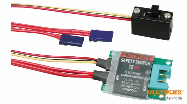 SAFETY-SWITCH 12HV, Multiplex