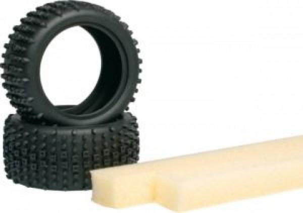 Reifen Monster Pin (weich) inkl. Einlage (2 St.) -