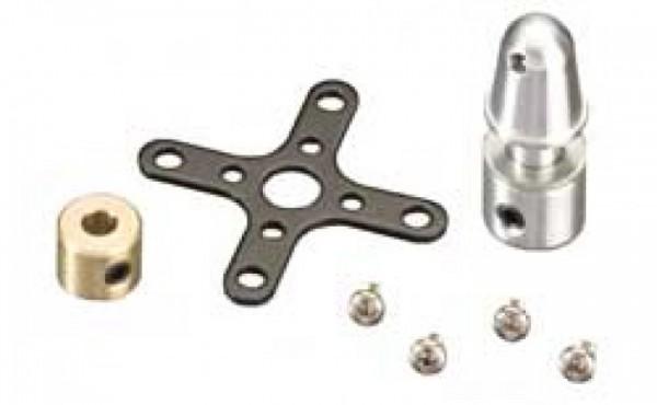 Zubehör für ROXXY Motore mit Durchmesser 18mm und