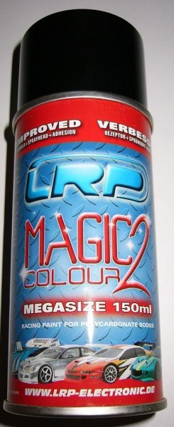Magic Colour 2 Metallicimprezablau, 150ml Dose