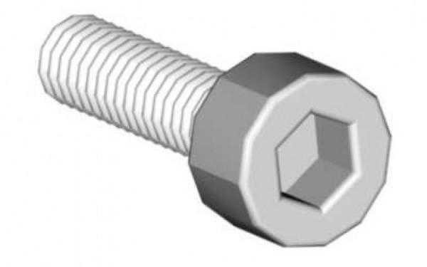 innensechskant M2,5x6 für Heckrotorblatthalter