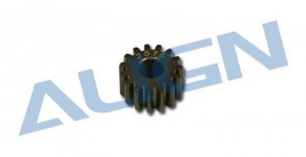 Motorritzel 2,5mm Modul 0,4mm 16 Zähne T-REX 250