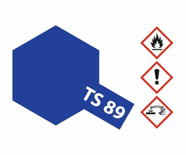 TS-89 Blau Perleffekt 100 ml