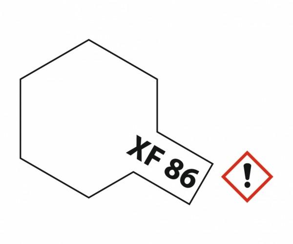 XF-86 Klarlack matt 10 ml Acryl