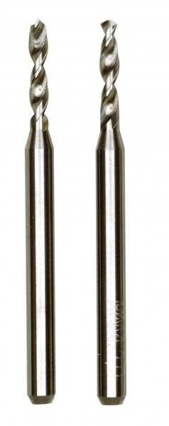 HM-Mikrobohrer 2,0 mm, 2 Stück