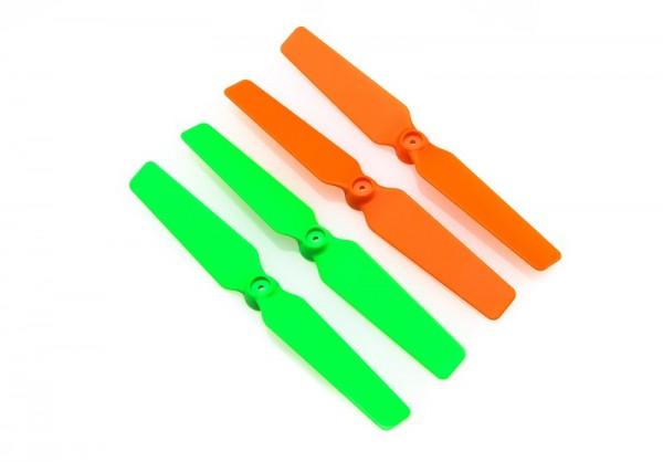 3D-Propeller (Satz 4St. orange/grün), Blade 200qx