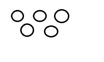 O-Ringe 5 St. 12,5x1,5mm, Luftschraubenbefestigung