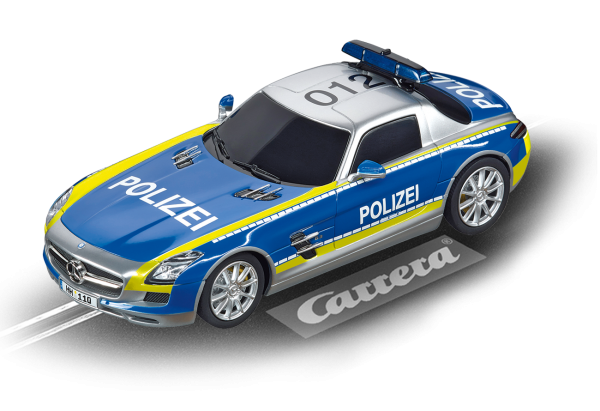 """Mercedes-SLS AMG """"Polizei"""""""