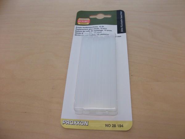 Klebesticks für HKP 220, 7 mm, 12 Stück