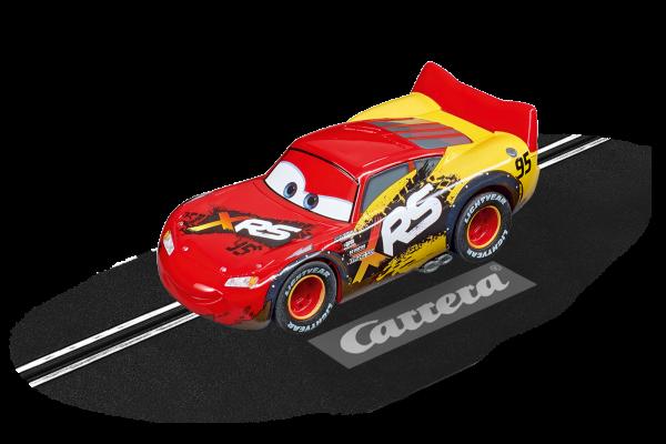 Disney·Pixar Cars - Lightning McQueen - Mud Racers