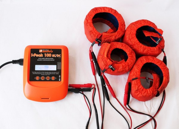 I-Peak 100 V2 Lader - AC/DC