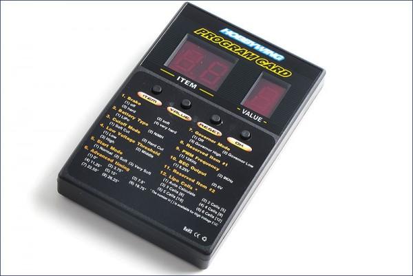 Hobbywing Prog Card Platinum Pro