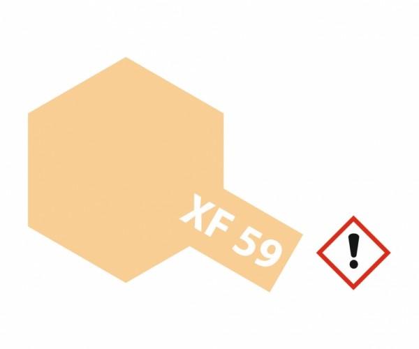 XF-59 Wüstengelb matt 23 ml