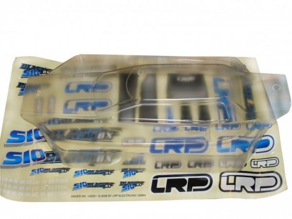 Karosserie unlackiert - S10 BX