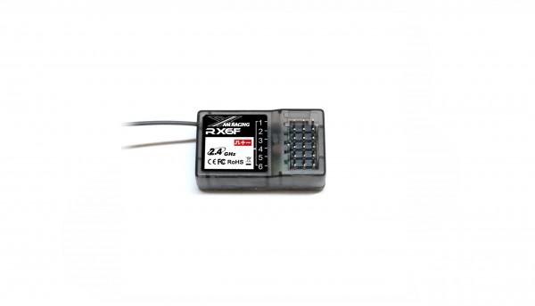 Empfänger RX6F 6-Kanal 2,4GHz