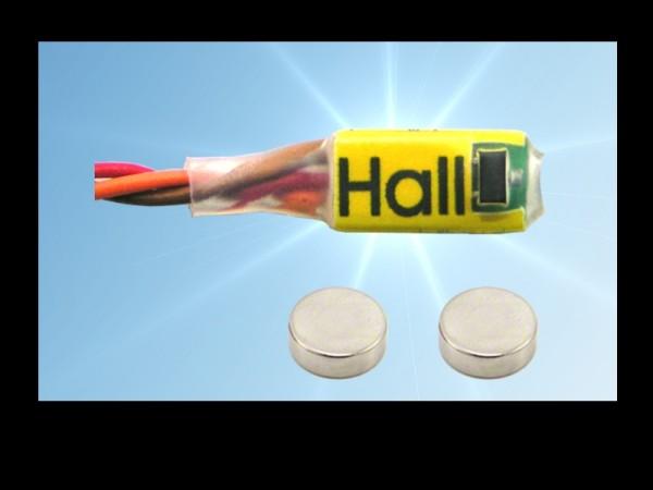 Magnetischer Drehzahlsensor für UniTest 2, UniLog