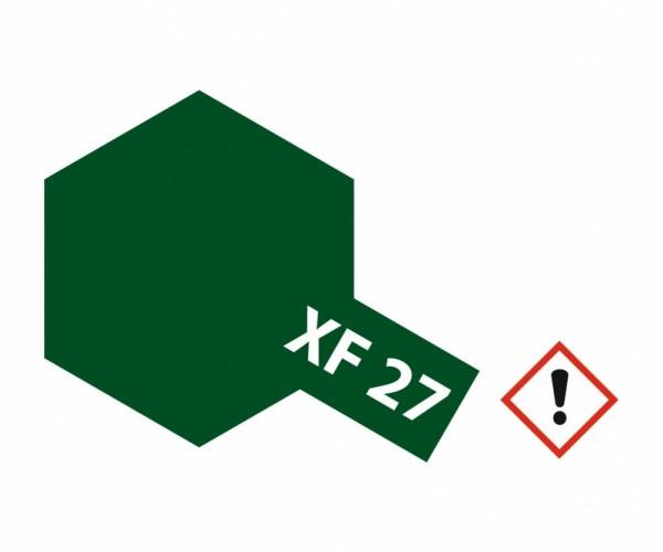 XF-27 Schwarz-Grün matt 23 ml