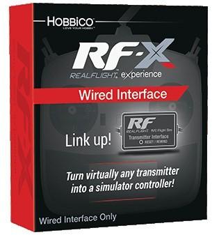 RealFlight RF-X Kabel-Interface ohne Software