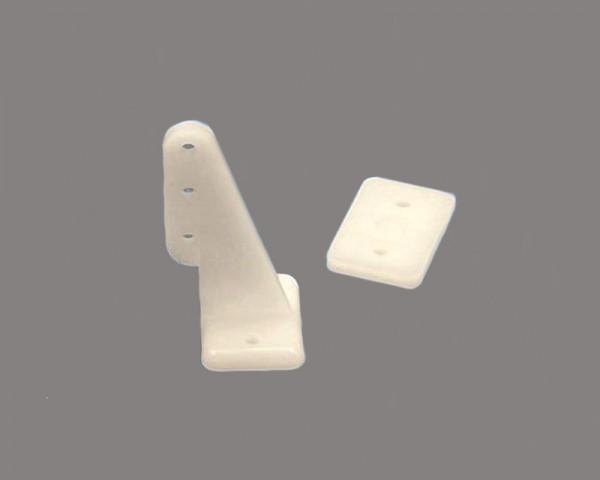 Ruderhörner Nylon, 20mm (5St.)