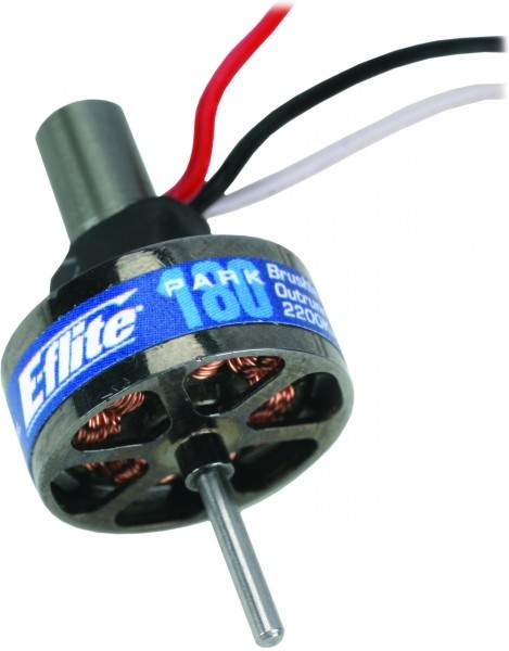 E-flite Park180 BL AL Motor 2200kV indoor