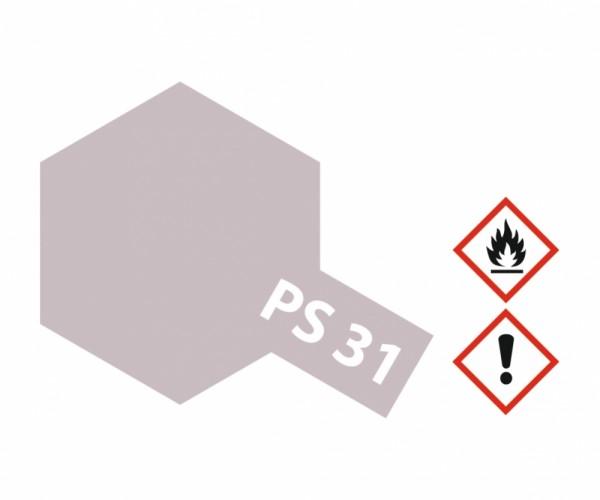 PS-31 Rauch Transparent Polycarbonat 100ml