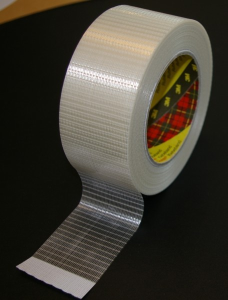 Strapping Tape 50mm 3M längs- u. querverstärkt 50m