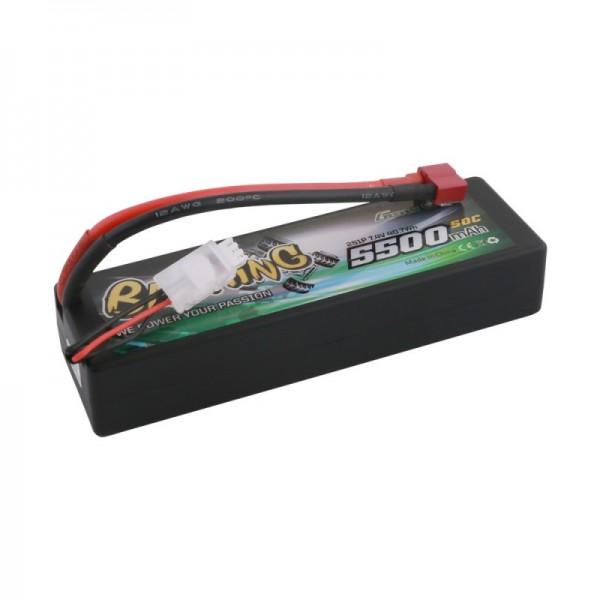 Gens ace 2S 5500mAh (T-plug) 50C