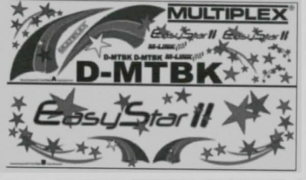 Dekorbogen EasyStar II