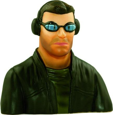Pilotenpuppe Kurt